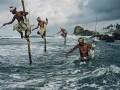 Ловим рыбу на Шри-Ланке