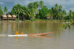 Си Пхан Дон — территория спокойствия и единения с природой