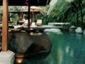 Оздоровительный курорт среди джунглей