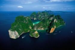 Лучший отдых на островах Пи-Пи
