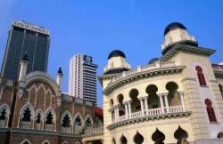Разнообразие архитектуры Малайзии