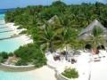 Личный райский уголок на Мальдивах