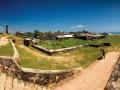 История начинается с форта