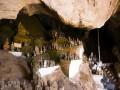 Пещеры Пак Оу — место поклонения Будде
