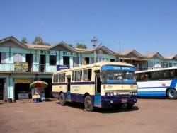 Транспорт Мьянмы. Что лучше выбрать?