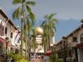 Районы Сингапура — национальные особенности