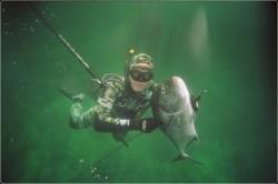 Подводная охота на Бали — новые впечатления