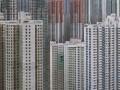 Густозаселенный Гонконг