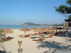 Курорт Нгапали — самый популярный в Мьянме