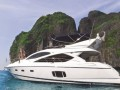 Отдых на яхте вдали от шумного курорта