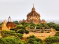 Баган — город нескольких миллионов