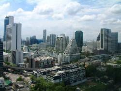 Бангкок — столица Таиланда
