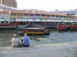 Экскурсия по Сингапуру