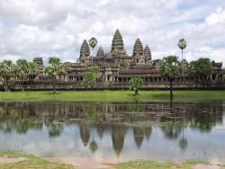 Ангкор – древний город