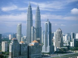 Куала-Лумпур — столица Малайзии