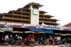 Шоппинг в Камбодже