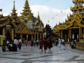 Янгон — столица Мьянмы
